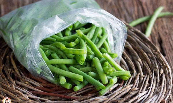 Come congelare i fagiolini verdi – Con Trucco per farli restare verdi