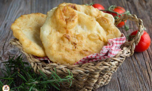 Pasta di pane fritta – Frittelle della nonna lievitate, anche Bimby