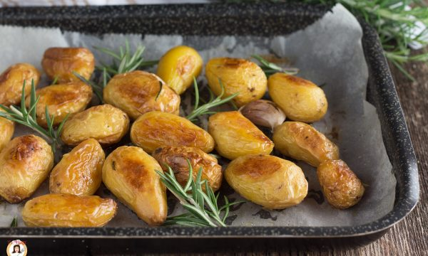 Patate novelle al forno – Contorno facile