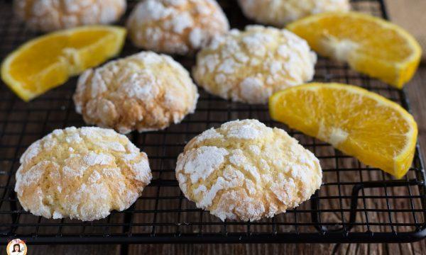 Biscotti morbidi all'arancia – Biscotti Lava