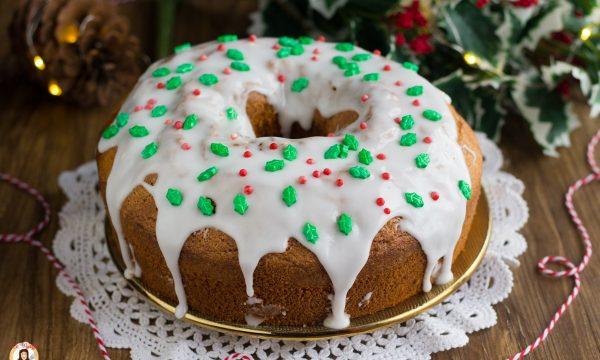 Ciambella PANDORO – Torta di Natale