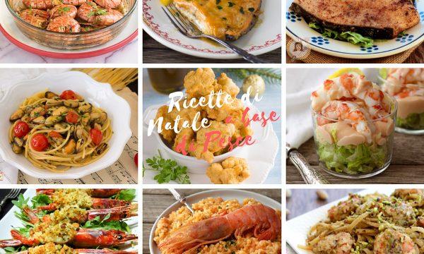 Cena di Natale a base di pesce – Ricette facili e semplici