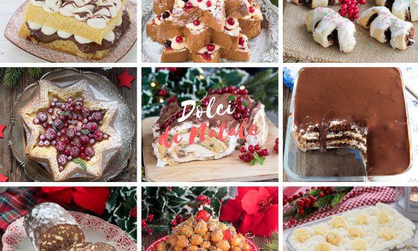 Dolci di Natale ricette facili e sfiziose
