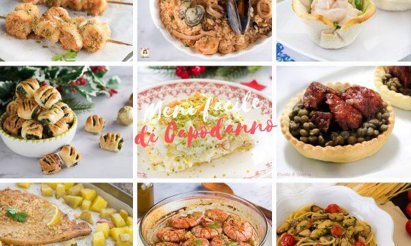 Menù facile di Capodanno – Ricette dall'antipasto al dolce