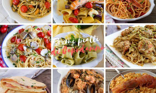 Primi piatti per Capodanno – Ricette a base di pesce per il Cenone