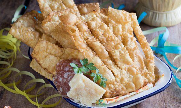 Chiacchiere salate – Antipasto di Carnevale, anche Bimby