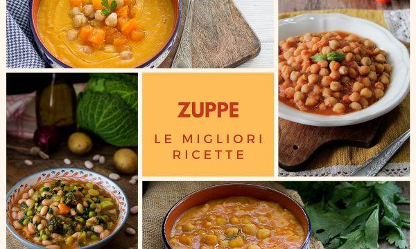 Zuppe ricette semplici e facili – Primi piatti