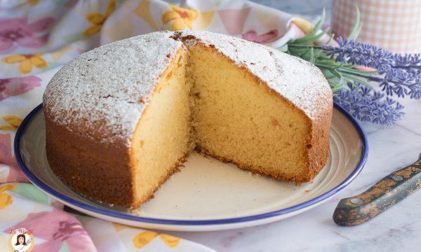 Torta 5 minuti soffice e veloce – Dolce anche Bimby