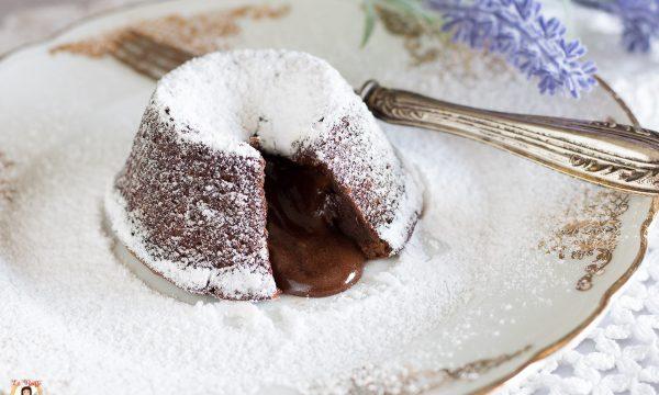 Tortino al cioccolato con cuore morbido – Ricetta anche Bimby