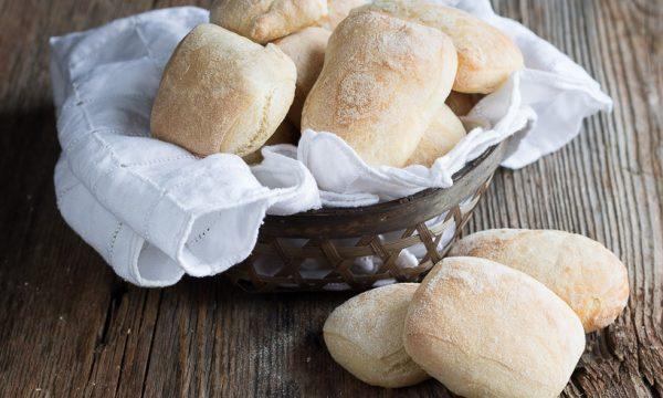 Bocconcini di pane – Impasto croccante con 1 gr di lievito