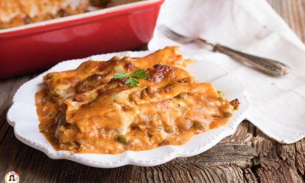 Lasagne alla Siciliana – Primo piatto al forno