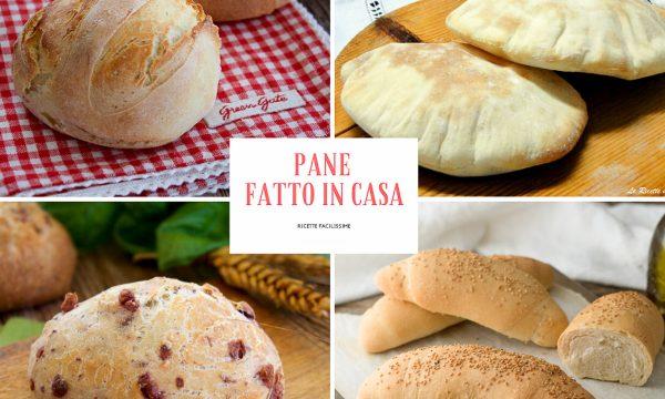 Panini fatti in casa – Ricette per pane fatto in casa