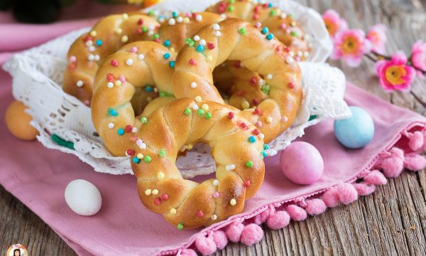Ciambelle soffici di Pasqua