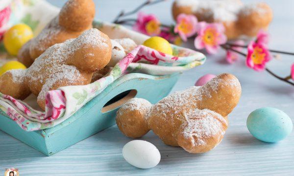 Colombine dolci – Frittelle di Pasqua della nonna