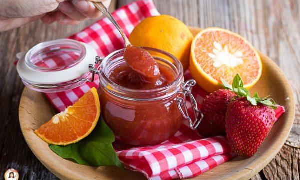 Marmellata di fragole e arance – Anche Bimby