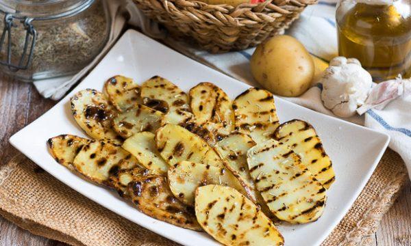 Patate grigliate – Contorno sfizioso