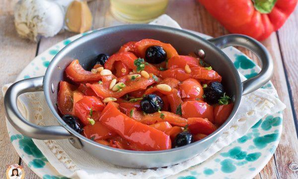 Peperoni in agrodolce alla siciliana