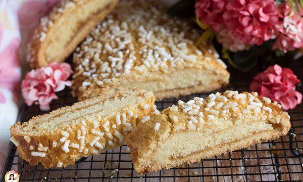 Biscotti morbidi alla marmellata – Impasto arrotolato