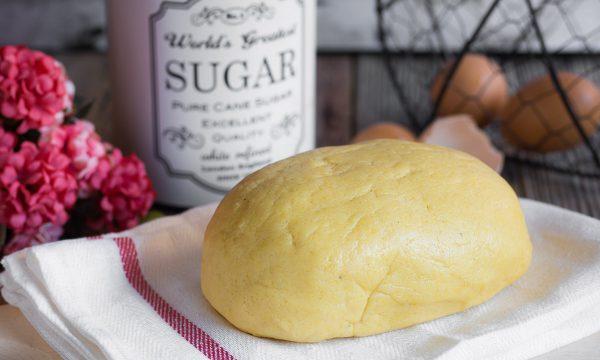 Pasta frolla senza lievito – Impasto per crostate e biscotti