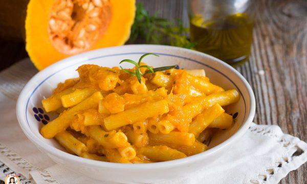 Pasta con la zucca – Ricetta cremosa
