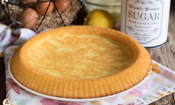 CROSTATA FURBA-  Crostata morbida con stampo Furbo
