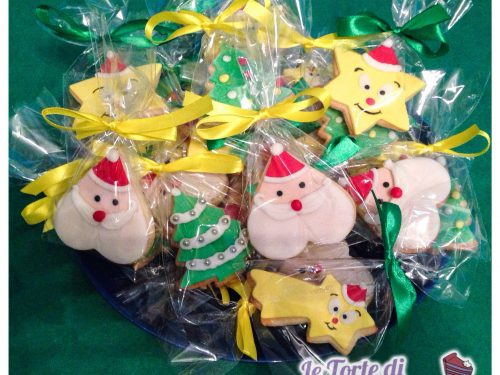 Biscotti decorati natalizi con La frolla perfetta per i biscotti decorti