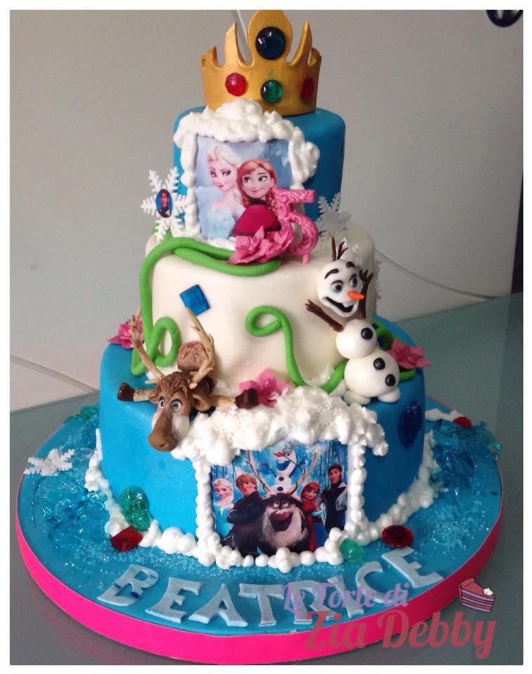 Pdz pagina 3 di 4 le torte di zia debby - Decorazioni per torte di carnevale ...