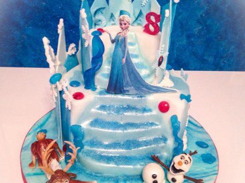 Torta Castello Frozen