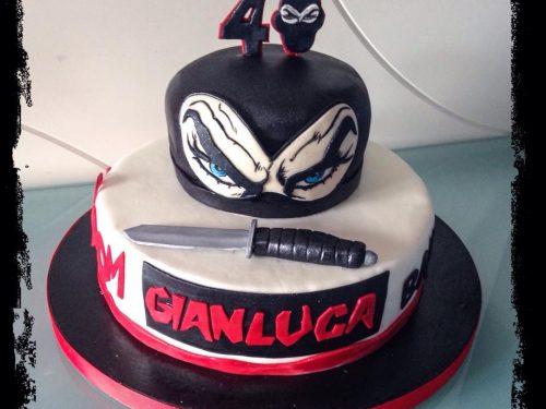 Torta Diabolik