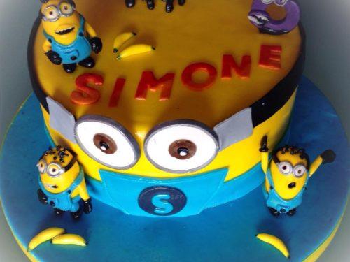 Torta Minions