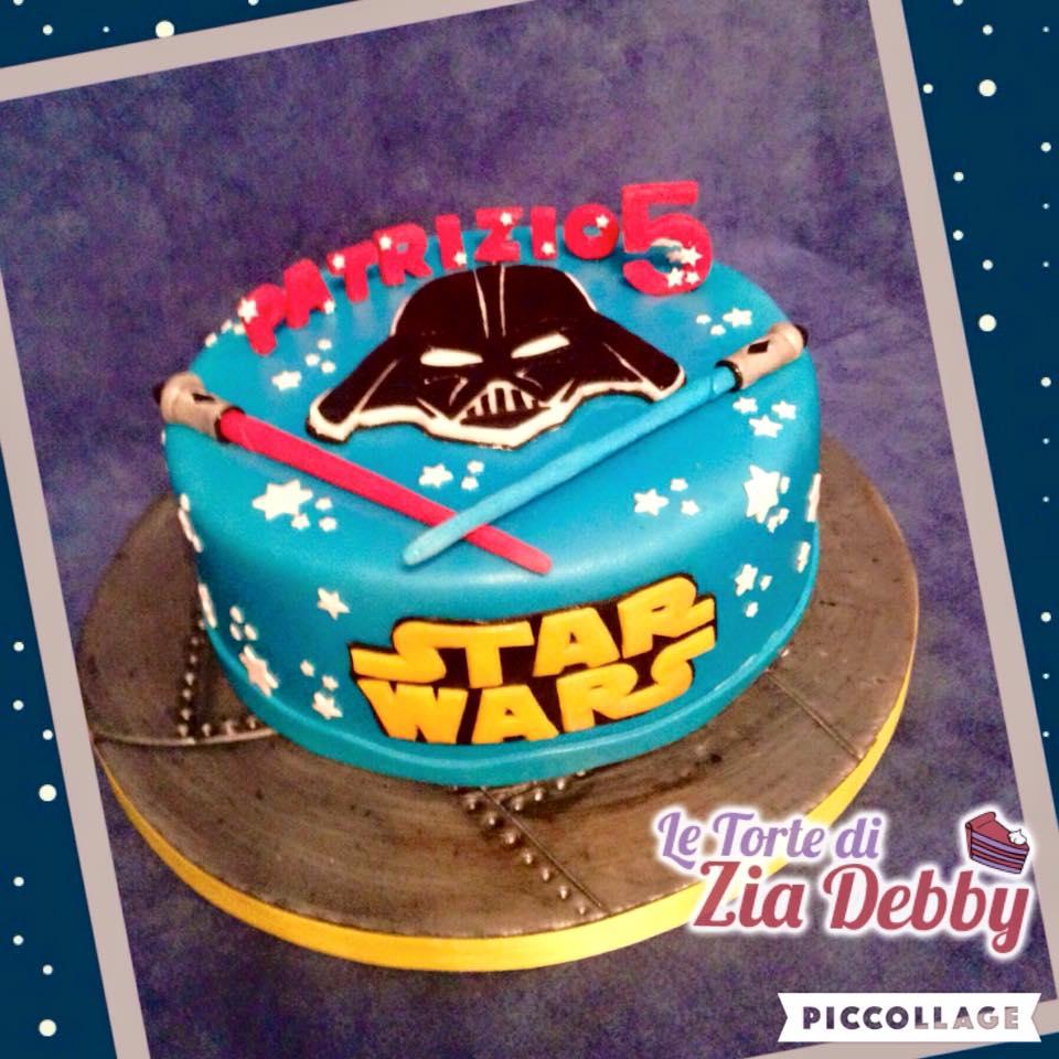 Popolare Torta Star Wars | Le Torte di Zia Debby GU53