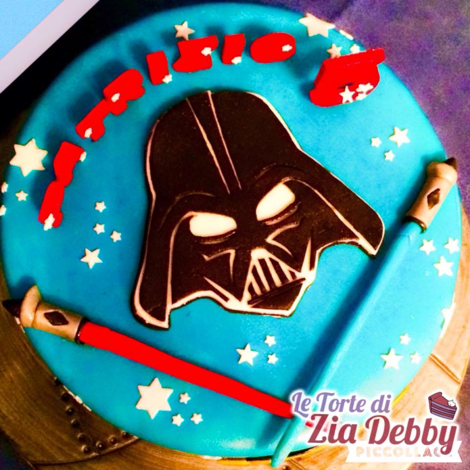 Favoloso Torta Star Wars | Le Torte di Zia Debby LP24