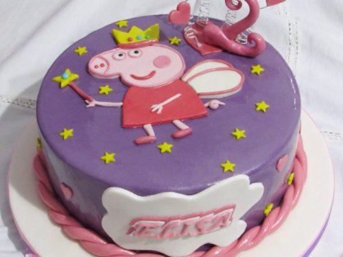 Torta Peppa Pig 2