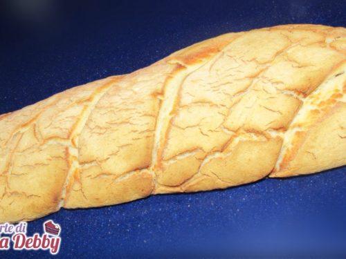 Pane fatto in casa con lievito madre senza glutine
