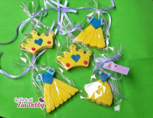 Frolla perfetta per biscotti decorati