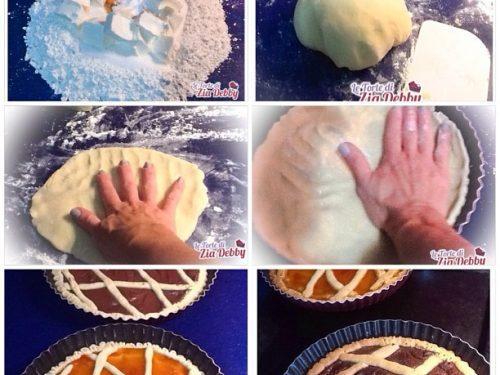 Pasta frolla per crostate