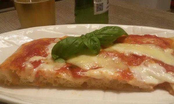 Pizza Eva Bimby | Pizza in teglia con lievito madre