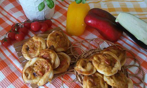 Chiocciole salate mediterranee