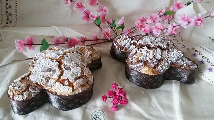 Colomba massari ricetta bimby