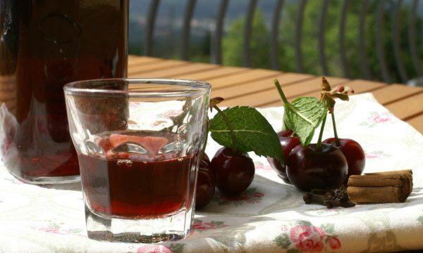 Liquore di ciliegie