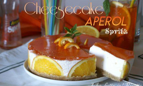 Cheesecake Spritz