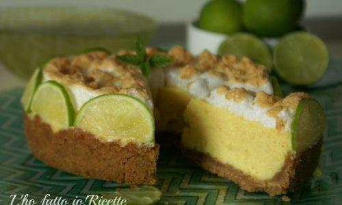 Ricetta della torta Key Lime Pie