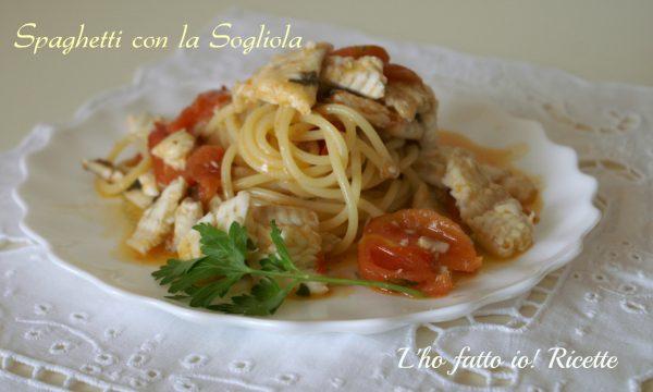Spaghetti con la sogliola