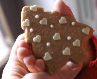 biscotti di Natale mandorle e cannella
