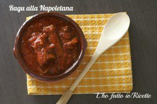 Come fare il ragù alla napoletana