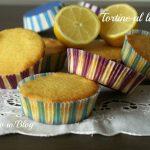 Tortine al limone senza burro con bimby e senza