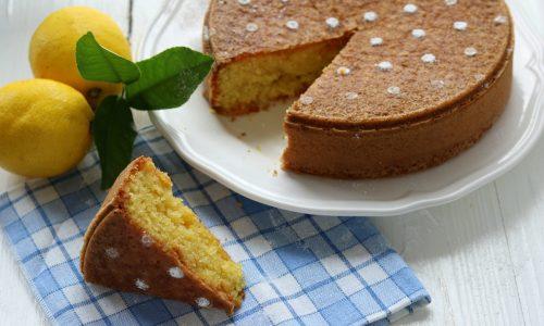 Torta caprese al limone la ricetta originale