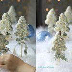 Alberelli di Natale brownies
