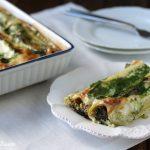 Cannelloni con carne e spinaci
