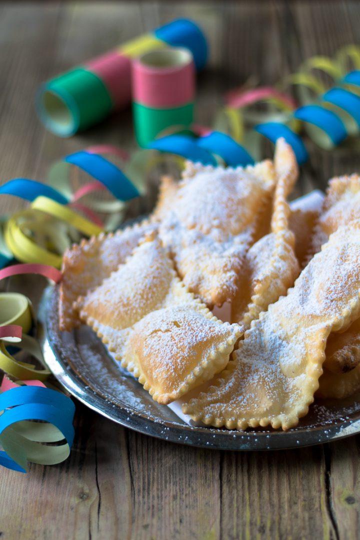 chiacchiere di carnevale ricetta massari